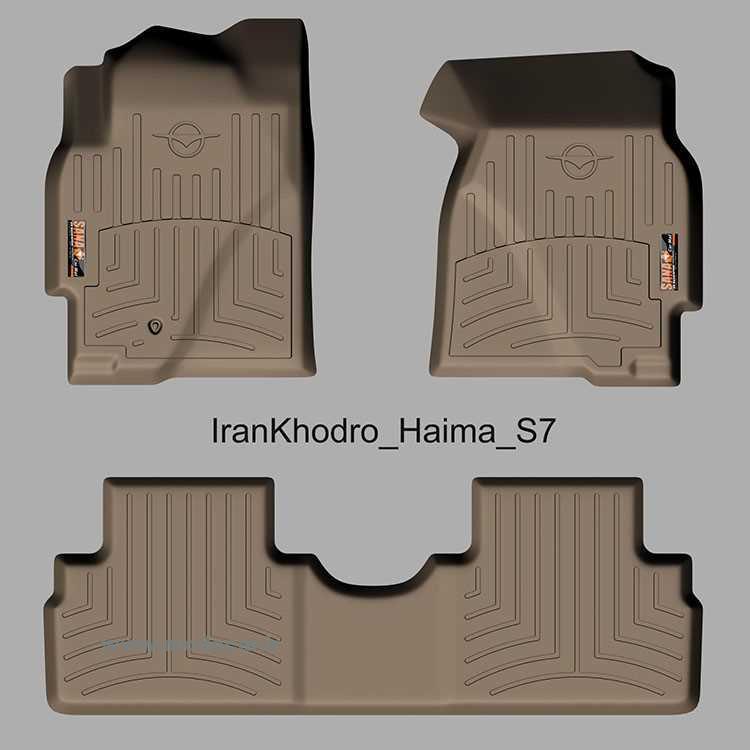 کفپوش سه بعدی هایما s7