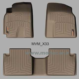 کفپوش سه بعدی mvm x33