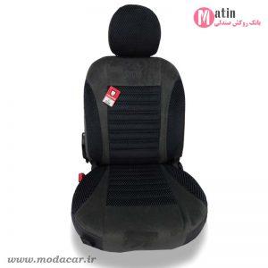 روکش صندلی پژو 206 پارچه ( لیزری - مخمل )