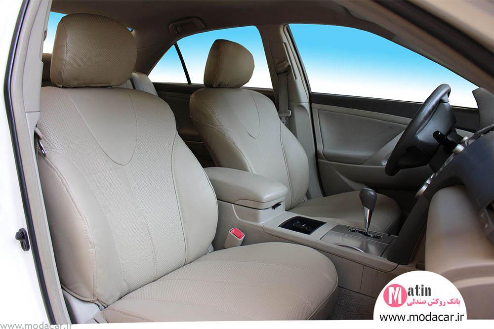 روکش صندلی تویوتا کمری Toyota Camry car seat