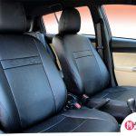 تصویرروکش صندلی خودرو تویوتا یاریس