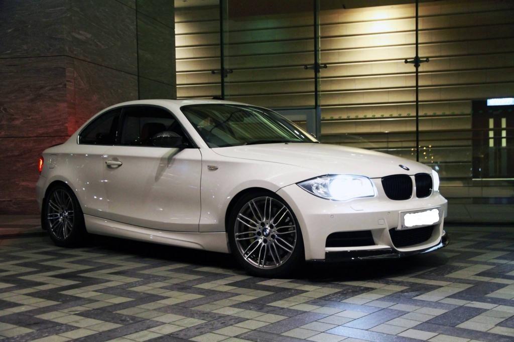 مشخصات فنی BMW 135i