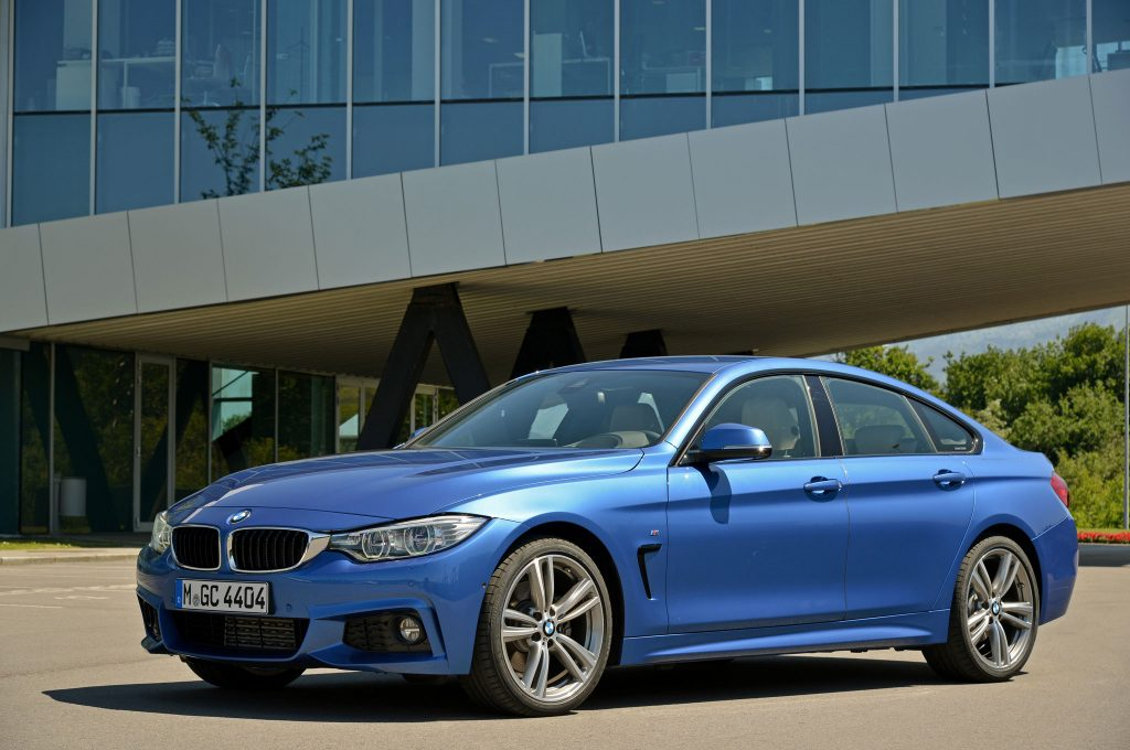 مشخصات BMW 428i Gran Coupe – 2015