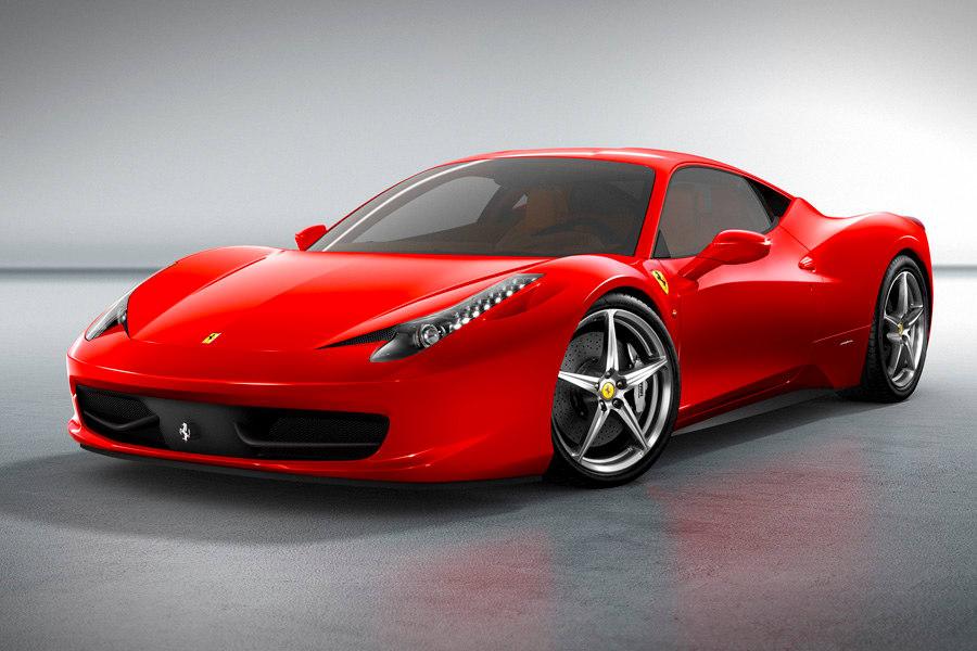 مشخصات فنی فراری 458 ایتالیا 2011