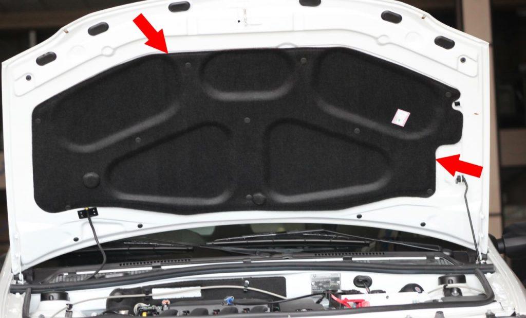 مزایای استفاده از عایق درب موتور
