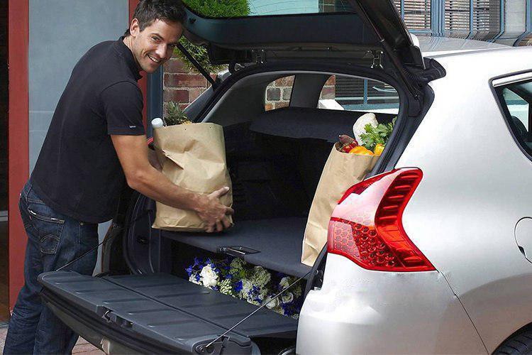 افزایش سوخت خودرو با افزایش وزن صندوق عقب