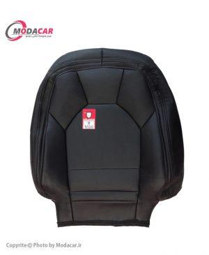 روکش صندلی ام جی 6 - چرم مشکی - اورانوس