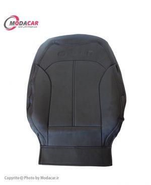 روکش صندلی هیوندای توسان - چرم خارجی مشکی - آیسان