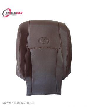 روکش صندلی چرم قهوه ای - BYD - آیسان
