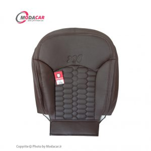 روکش صندلی 206 - چرم قهوه ای - اورانوس