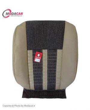 روکش صندلی 405 جدید - چرم و کنف - اورانوس