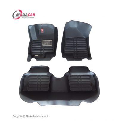 کفی سه بعدی وارداتی چانگان cs35 - مشکی - مداکار