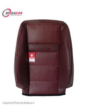 روکش صندلی دنا و دنا پلاس - چرم زرشکی مایل به قهوه ای - اورانوس